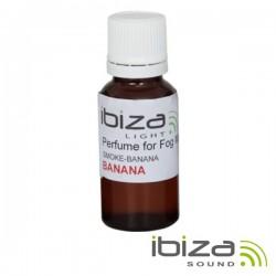 Fragrância p/ Máquina Fumos Banana Concentrado Ibiza