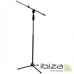 Suporte p/ Microfone Universal Azul Ibiza