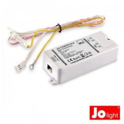 Controlador p/ Fita LEDs 12/24/36V - 8A