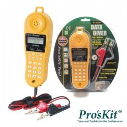 Testador Linhas Telefónicas Pro'sKit