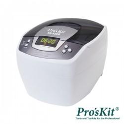 Equipamento de Limpeza Ultrasónico 1.7L c/ Timer Proskit