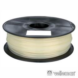 Rolo de Filamento p/ Impressão 3D 1.75mm 1Kg Natural