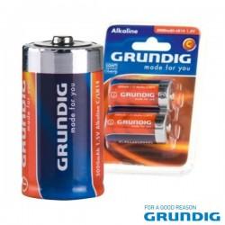 Pilha Alcalina Lr14/C 1.5V 2X Blister Grundig