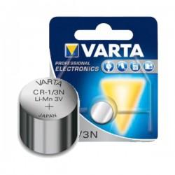 Pilha Lithium Botão 3V 170mA Varta