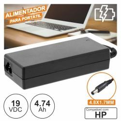 Alimentador p/ Hp 19V 4.74A 90W 4.8X1.7mm