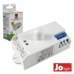 Sensor de Movimento Por Micro-Ondas 360º 12v - Jolight