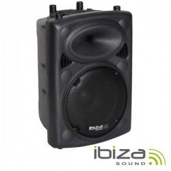 "Coluna Passiva 12 600Wmáx Abs Ibiza"""