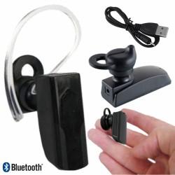 Auricular Bluetooth V4.1 c/ Microfone Preto