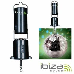 Motor p/ Bola de Espelhos 20cm 1.5Vdc Ibiza