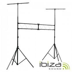 Suporte p/ Luzes 2 Barras 2.4-4M 70Kg Ibiza