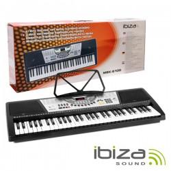 Orgao Teclado Musical 61 Teclas Ibiza