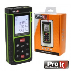 Medidor de Distâncias Digital 40M Prok