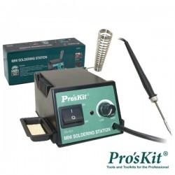 Mini Estação de Soldar Regulável 4-14W Pro'sKit