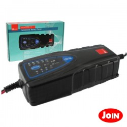 Carregador de Baterias 12V de 14A a 230A Join
