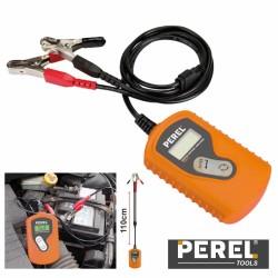 Testador de Baterias Automóvel 12V Perel