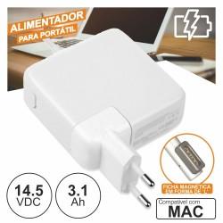 Alimentador p/ Mac 14.5V 3.1A 45W