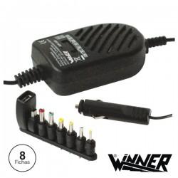Alimentador Switching 1.5-12V 3000Ma p/ Auto