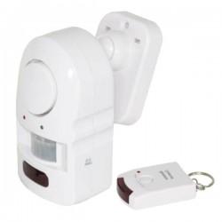 Alarme c/ Sensor Movimentos Pir E Comando