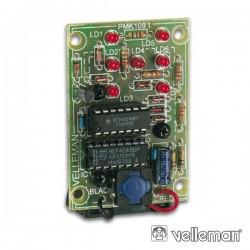 Kit Dado Electronico Velleman