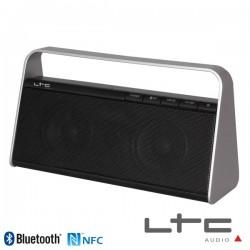Coluna Bluetooth Portátil Usb/Bt/Fm/Bat/Nfc Ltc