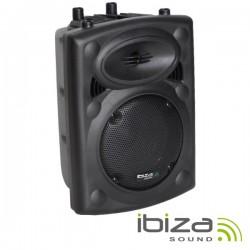 "Coluna Passiva 8 300Wmáx Abs Ibiza"""