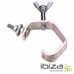 Ganchos p/ Projectores Forma G Prateado 20Kg Ibiza