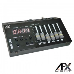 Controlador Dmx 54 Canais Mini Afxlight