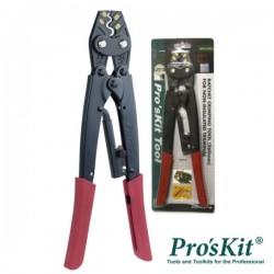 Alicate de Cravar Terminais Não Isolados 260mm Proskit