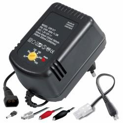 Carregador de Baterias Ni-Cd/Ni-Mh