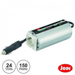 Conversor 24V-230V 150W Onda Sinusoidal Modificada