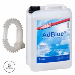 Aditivo Redução Co2 p/ Motores Diesel 5L