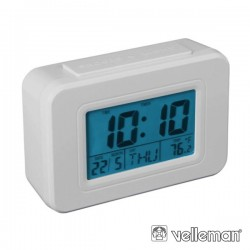 Relógio Multifunções c/ Termómetro Velleman