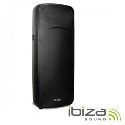 "Coluna Passiva 2X15"" 800Wmáx Abs Ibiza"