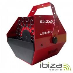 Máquina de Bolhas 25W Vermelha Ibiza