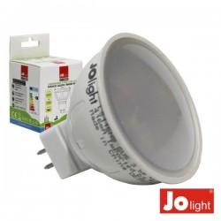Lâmpada G5.3 5W 12V Mr16 Branco Quente Jolight
