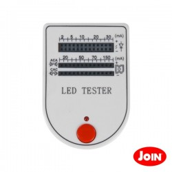 Testador de Leds Ø3-5-10mm Join