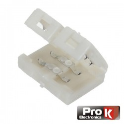 União p/ Fita de Leds Monocor 10mm Prok