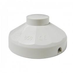 Interruptor de Pé Branco