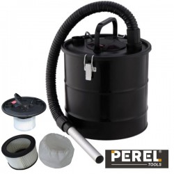 Aspirador p/ Cinzas de Carvão 800W 18L Perel