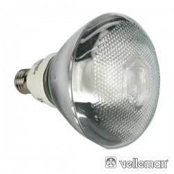 Lâmpada E27 15W 230V Par38 Baixo Consumo