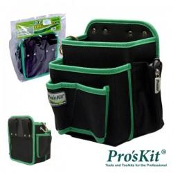 Bolsa de Cintura p/ Ferramentas Poliéster Proskit