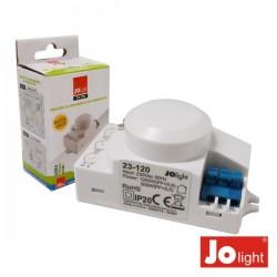 Sensor de Movimento Por Micro-Ondas 360º 220v - Jolight