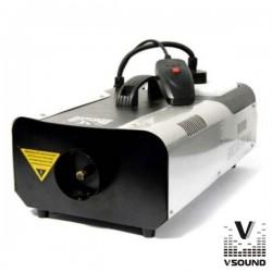 Máquina de Fumos 1500W c/ Comando Vsound