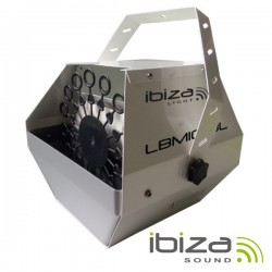 Máquina de Bolhas 25W Branca Ibiza