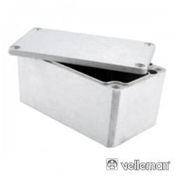 Caixa Alumínio Estaque 64 X 58 X 35mm