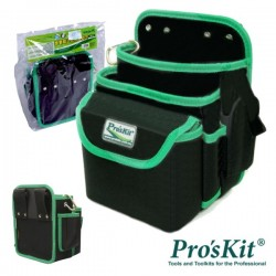 Bolsa de Cintura p/ Ferramentas Poliéster Pro'sKit