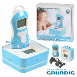 Intercomunicador Baby Phone S/ Fios 1.8Ghz Grundig