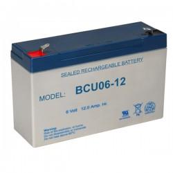Bateria Chumbo 6V 12A