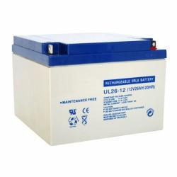 Bateria Chumbo 12V 26A