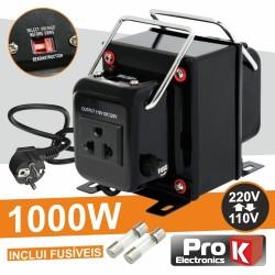 Alimentador 110V-220V / 220V-110V 1000W